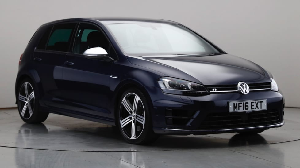 2016 Used Volkswagen Golf 2L R BlueMotion Tech TSI