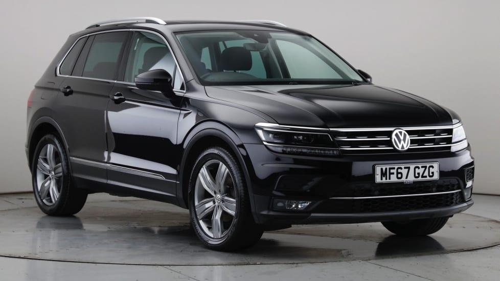 2017 Used Volkswagen Tiguan 2L SEL TDI