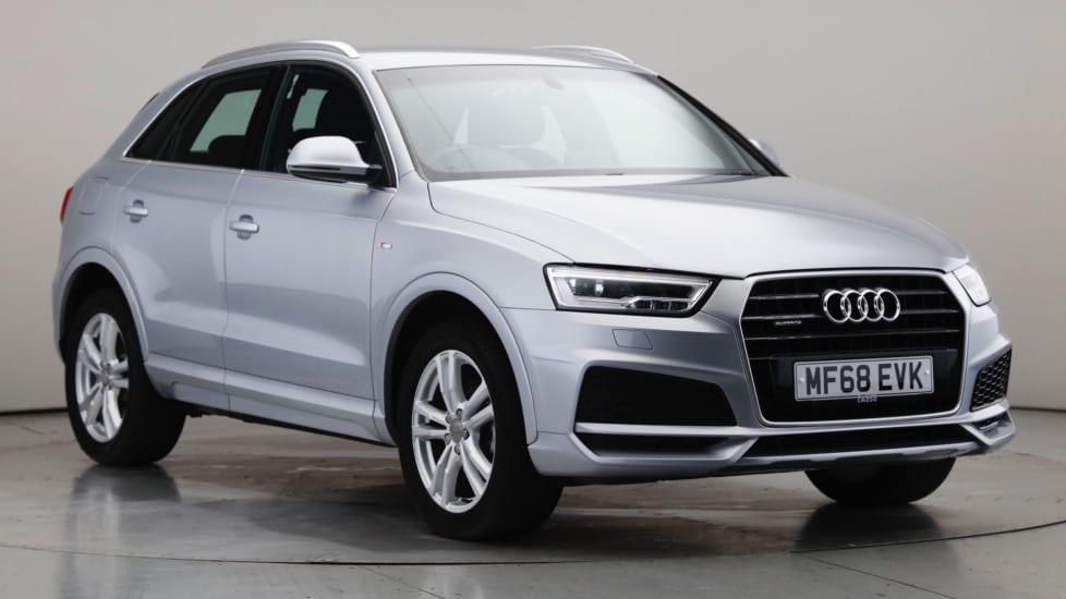2018 Used Audi Q3 2L S line Edition TDI