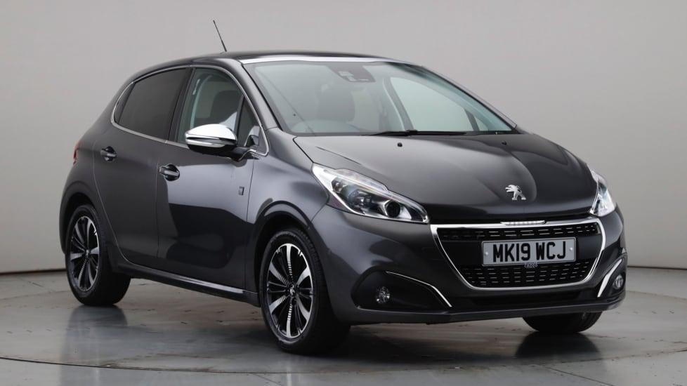2019 Used Peugeot 208 1.2L Tech Edition PureTech