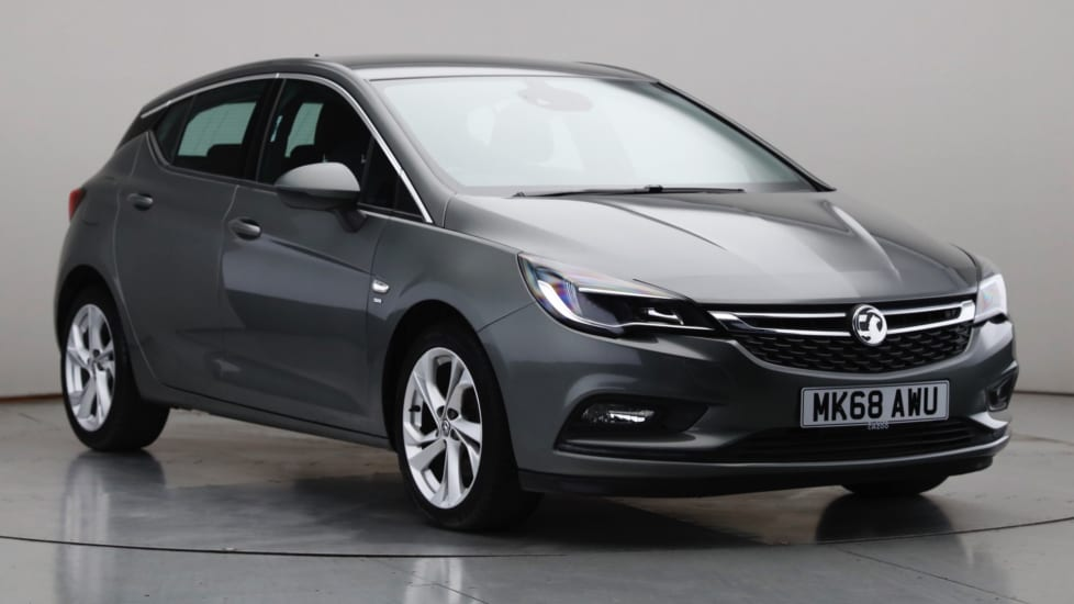 2019 Used Vauxhall Astra 1.6L SRi Nav i Turbo