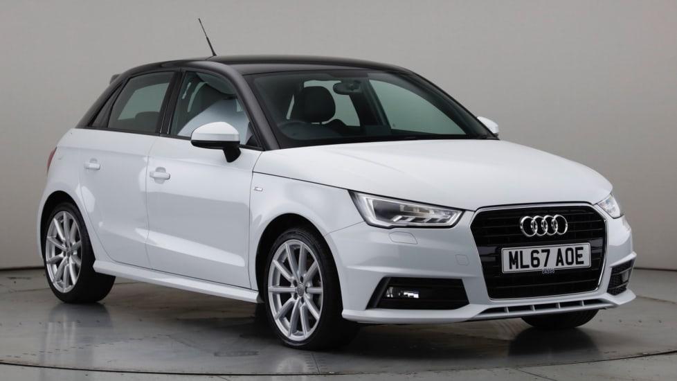 2017 Used Audi A1 1.4L S line CoD TFSI