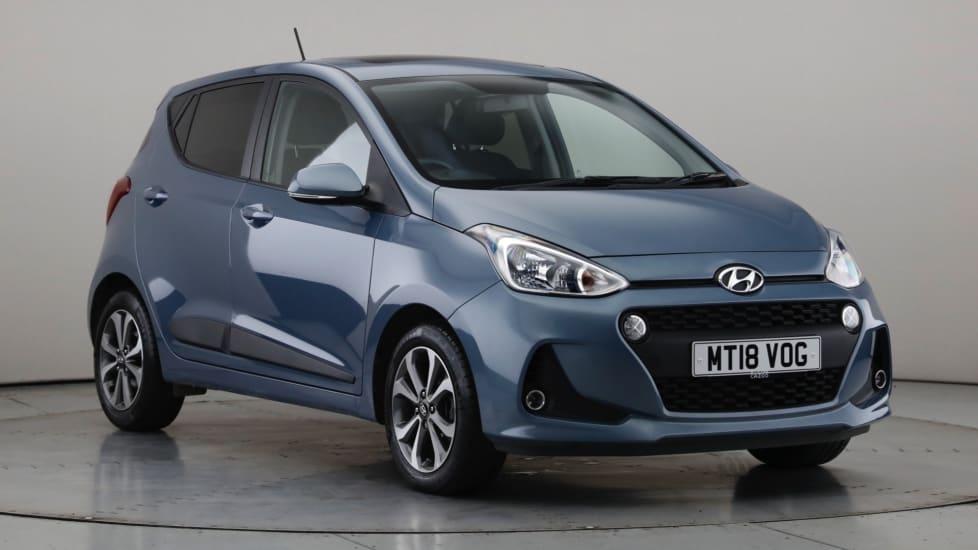 2018 Used Hyundai i10 1.2L Premium SE