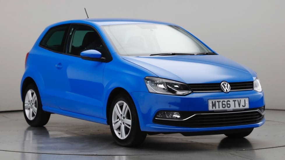 2016 Used Volkswagen Polo 1L Match BlueMotion Tech