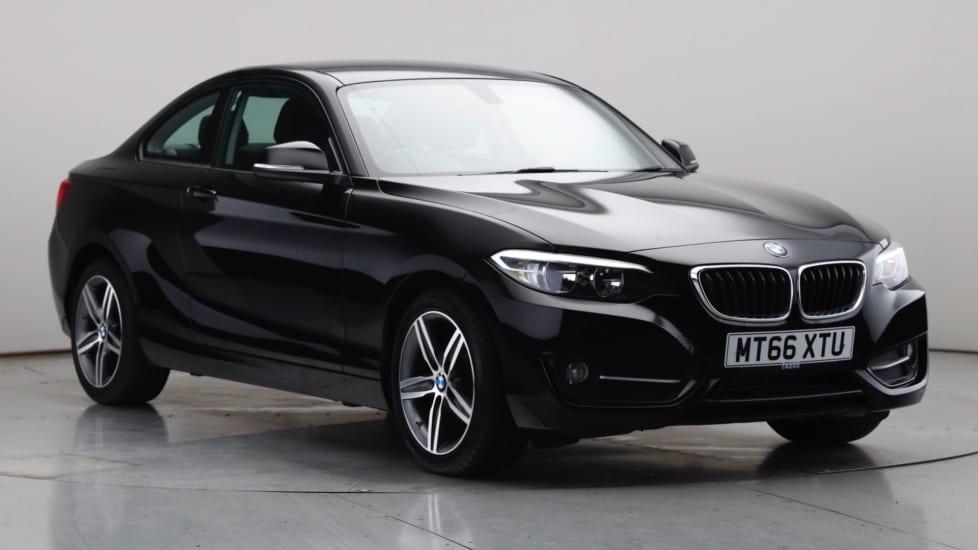 2017 Used BMW 2 Series 1.5L Sport 218i