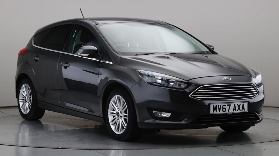 2017 Used Ford Focus 1L Zetec Edition EcoBoost T