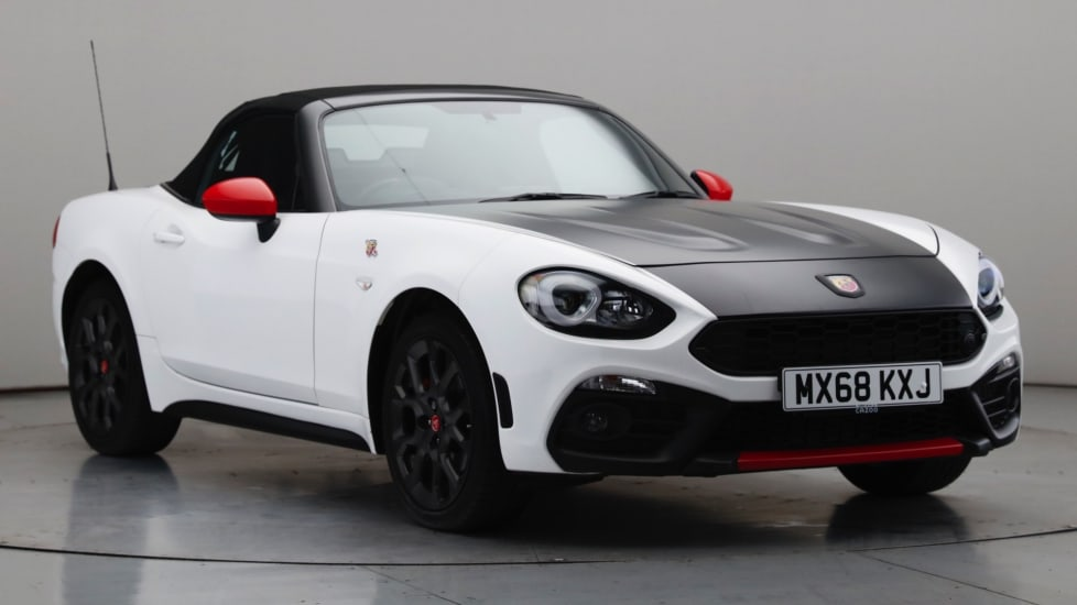 2018 Used Abarth 124 Spider 1.4L MultiAir