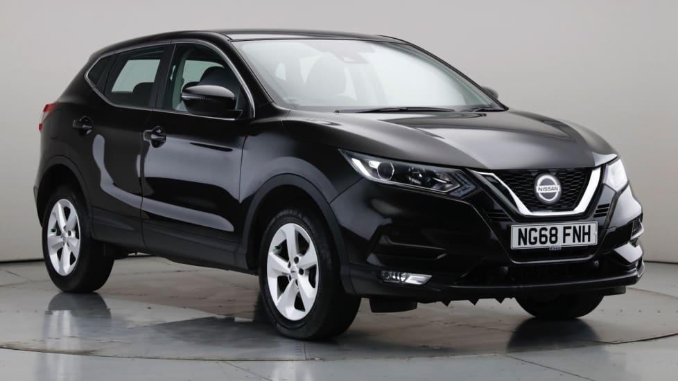 2019 Used Nissan Qashqai 1.5L Acenta Premium dCi