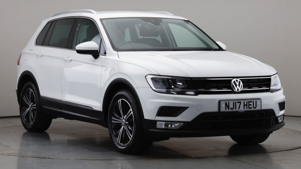 2017 Used Volkswagen Tiguan 2L SE Navigation BlueMotion Tech TDI
