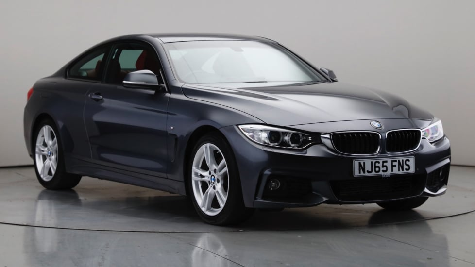 2015 Used BMW 4 Series 2L M Sport 420d