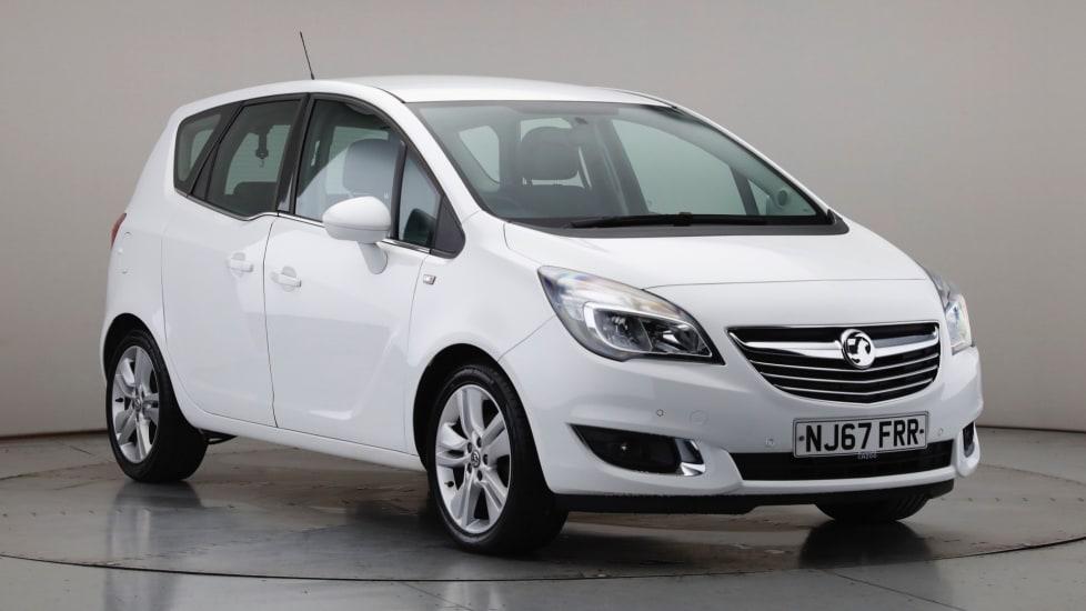 2017 Used Vauxhall Meriva 1.4L Tech Line i