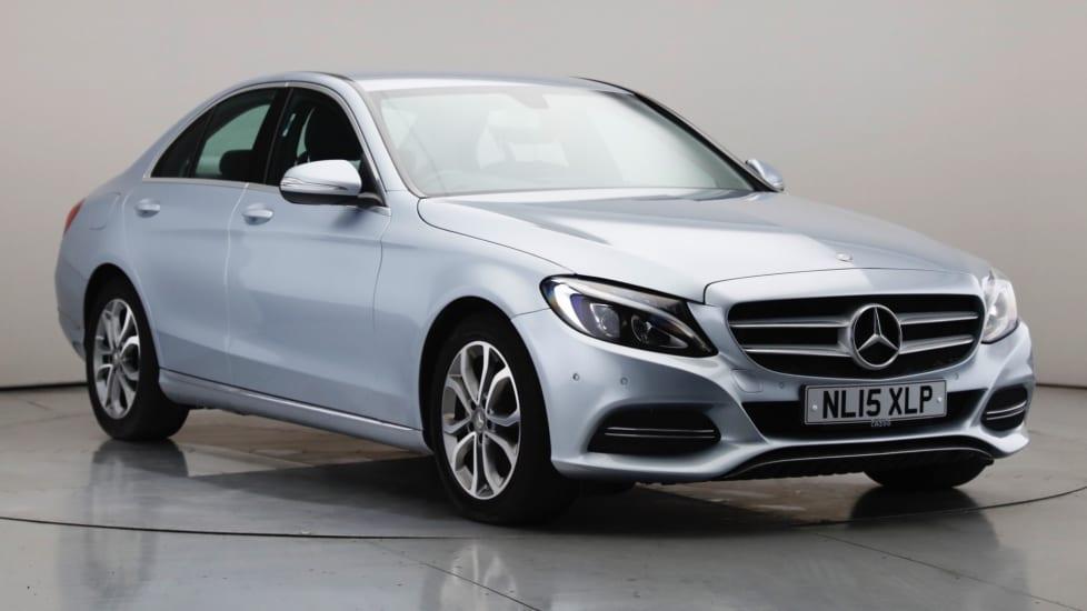 2015 Used Mercedes-Benz C Class 2.1L Sport BlueTEC C220 CDI