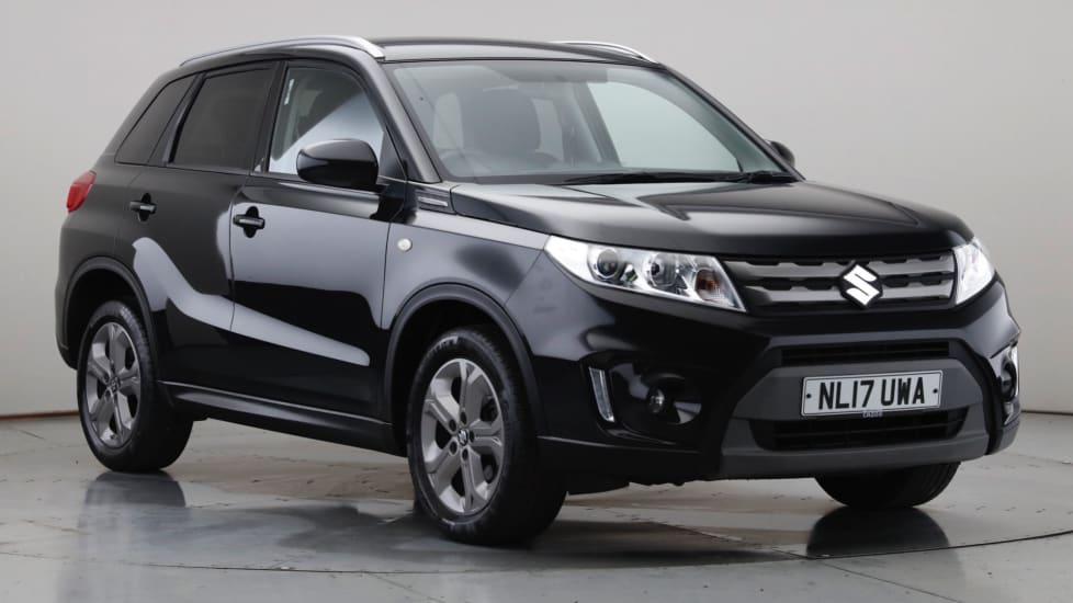 2017 Used Suzuki Vitara 1.6L SZ-T