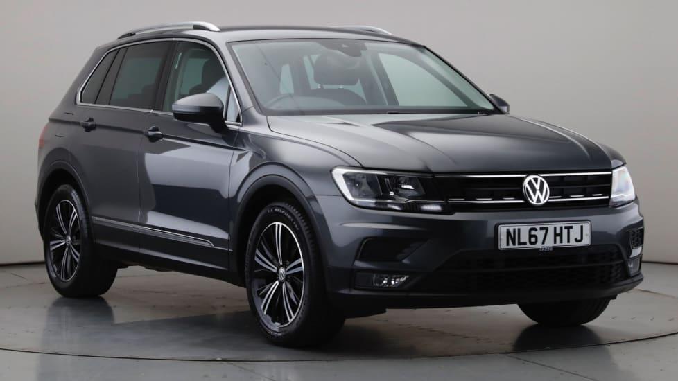 2017 Used Volkswagen Tiguan 2L SE TDI