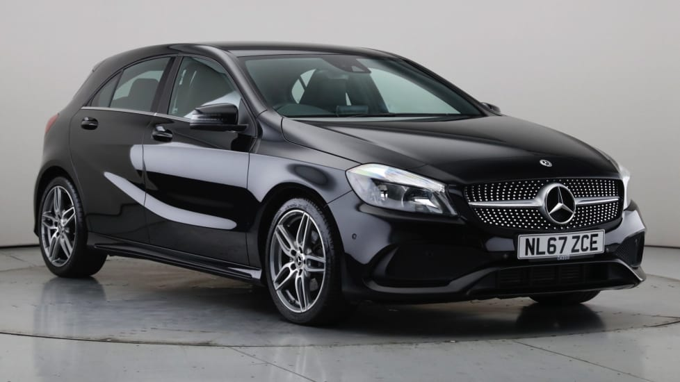 2017 Used Mercedes-Benz A Class 1.6L AMG Line A180