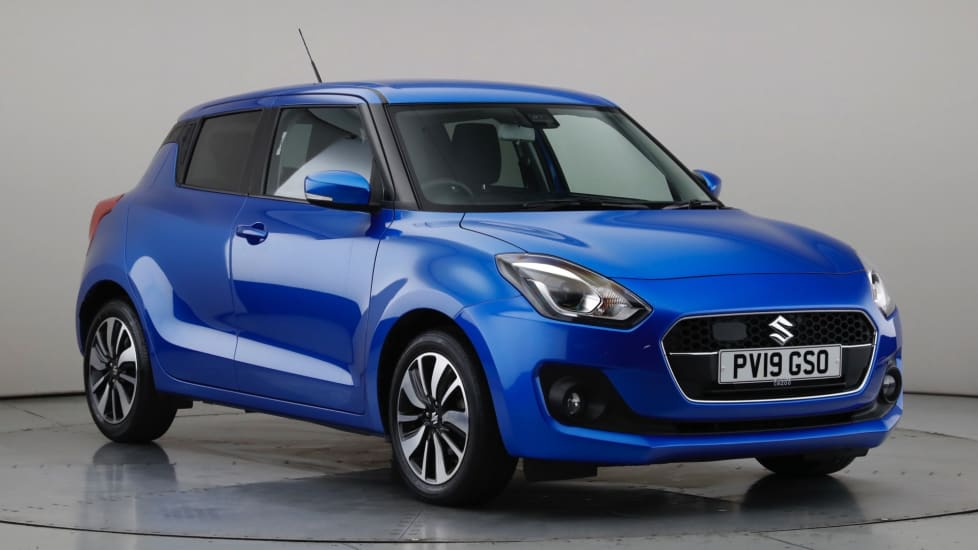 2019 Used Suzuki Swift 1L SZ5 Boosterjet