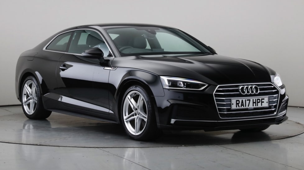 2017 Used Audi A5 2L S line TFSI