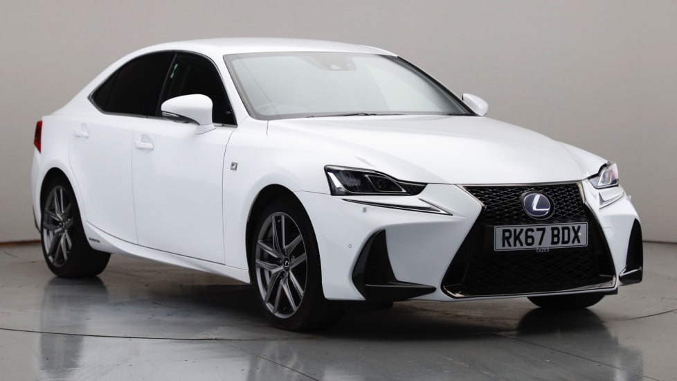2017 Used Lexus IS 300 2.5L F Sport