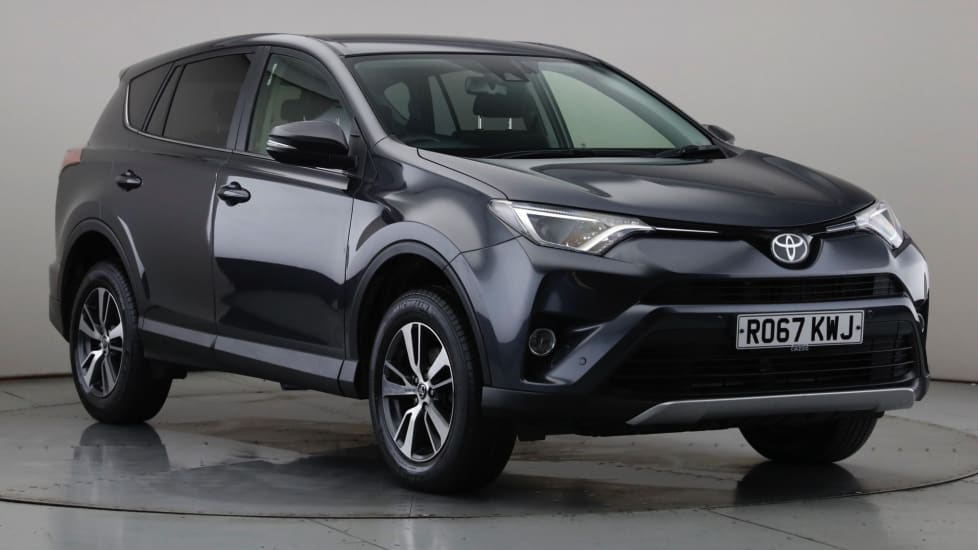 2017 Used Toyota RAV4 2L Business Edition D-4D