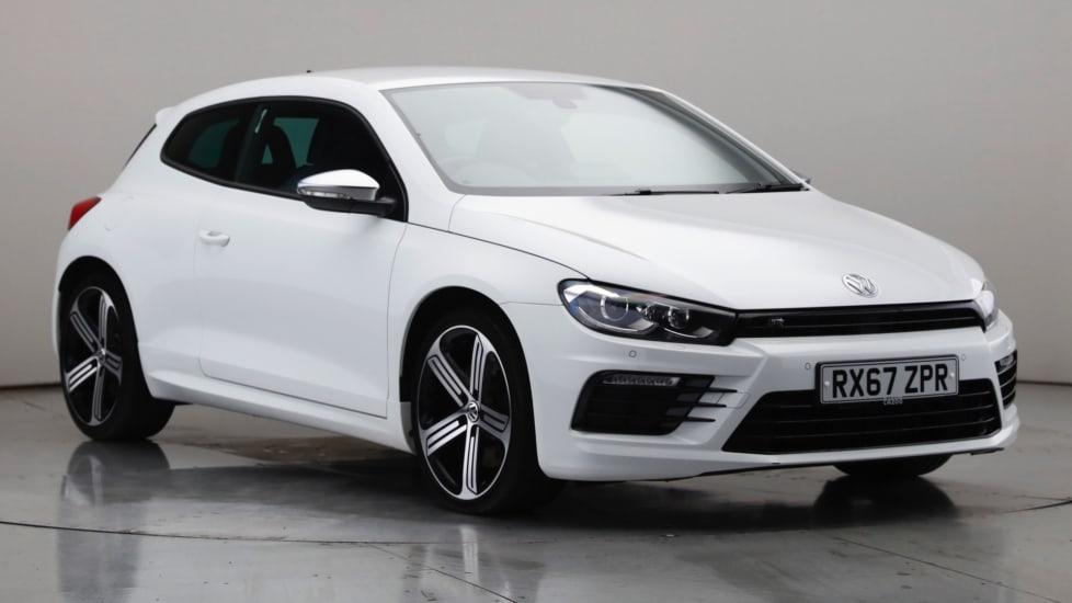 2017 Used Volkswagen Scirocco 2L R TSI