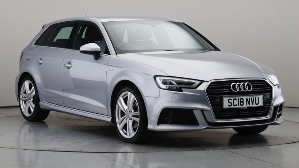 2018 Used Audi A3 2L S line TDI
