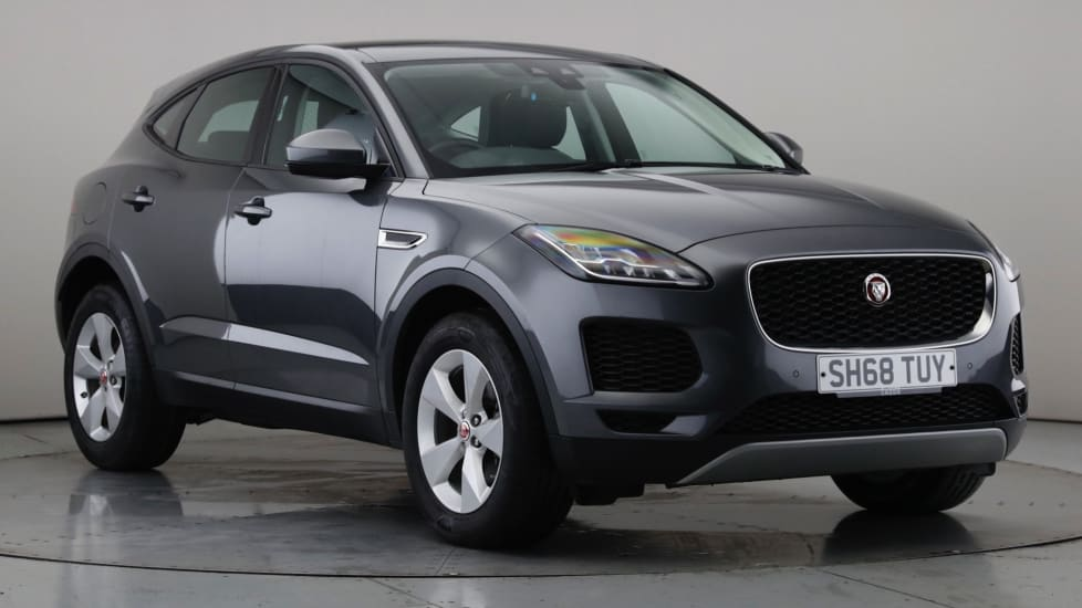 2018 Used Jaguar E-PACE 2L d