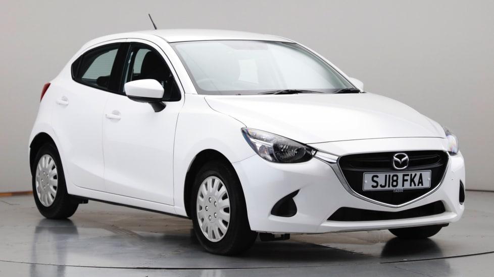 2018 Used Mazda Mazda2 1.5L SE