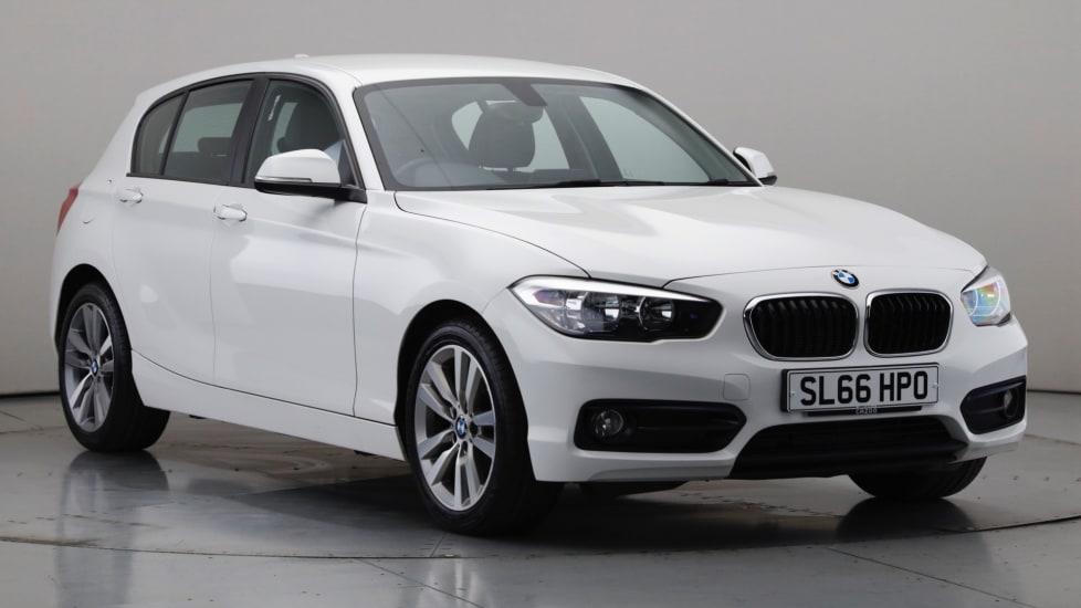 2016 Used BMW 1 Series 1.5L Sport 118i