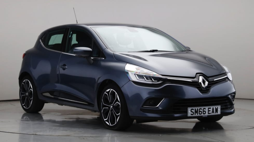 2016 Used Renault Clio 0.9L Dynamique S Nav TCe