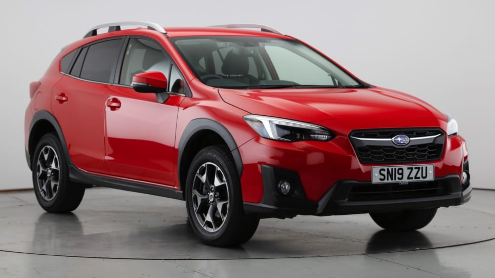 2019 Used Subaru XV 1.6L SE i