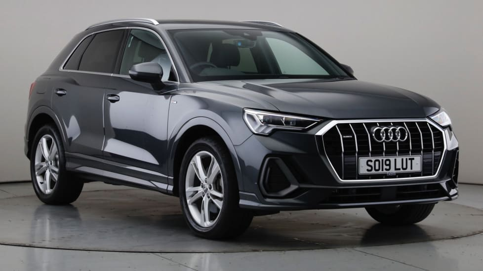 2019 Used Audi Q3 2L S line TFSI