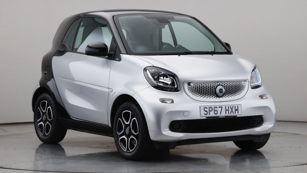 2017 Used Smart fortwo 1L Prime