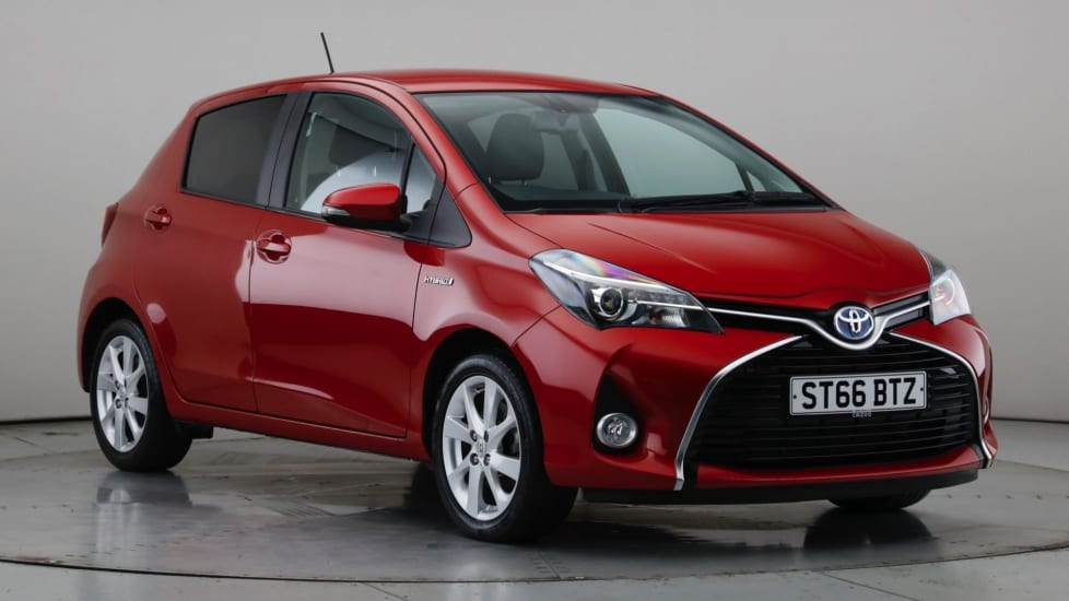 2016 Used Toyota Yaris 1.5L Excel VVT-h