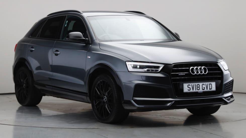 2018 Used Audi Q3 2L Black Edition TFSI
