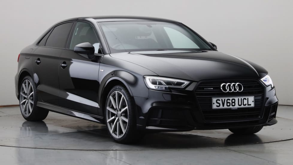 2018 Used Audi A3 2L Black Edition TFSI