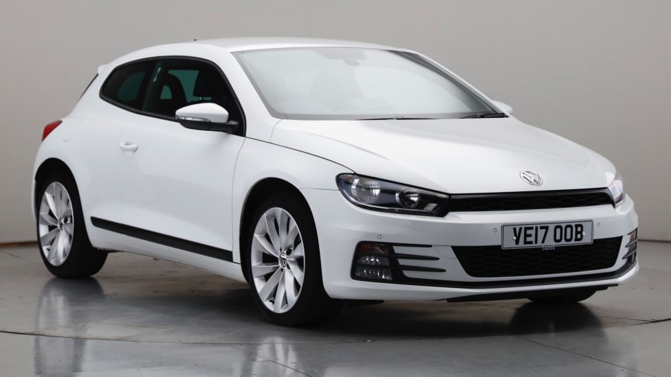 2017 Used Volkswagen Scirocco 2L GT TDI