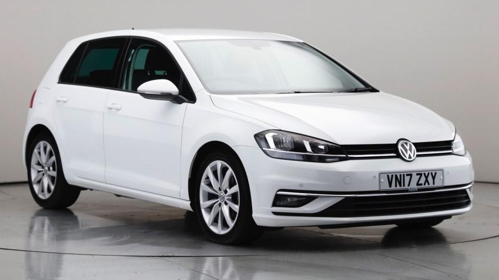 2017 Used Volkswagen Golf 1.6L GT BlueMotion Tech TDI