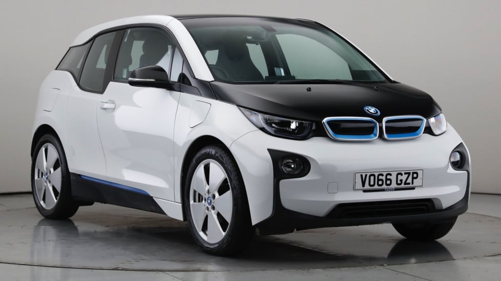 2016 Used BMW i3 0.6L