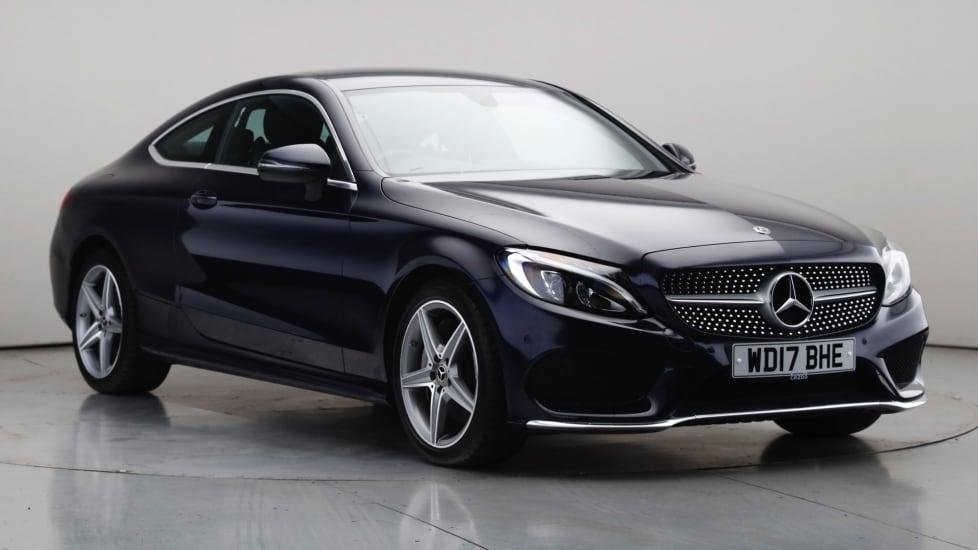 2017 Used Mercedes-Benz C Class 2L AMG Line C300