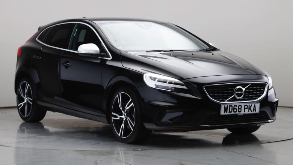 2019 Used Volvo V40 1.5L R-Design Pro T3