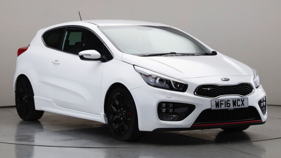 2016 Used Kia ProCeed 1.6L GT T-GDi
