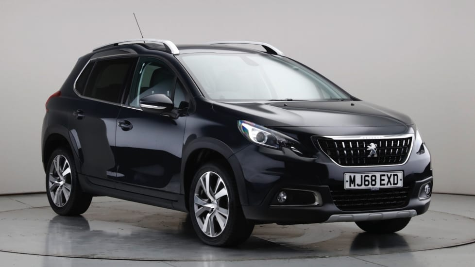 2018 Used Peugeot 2008 1.5L Allure BlueHDi