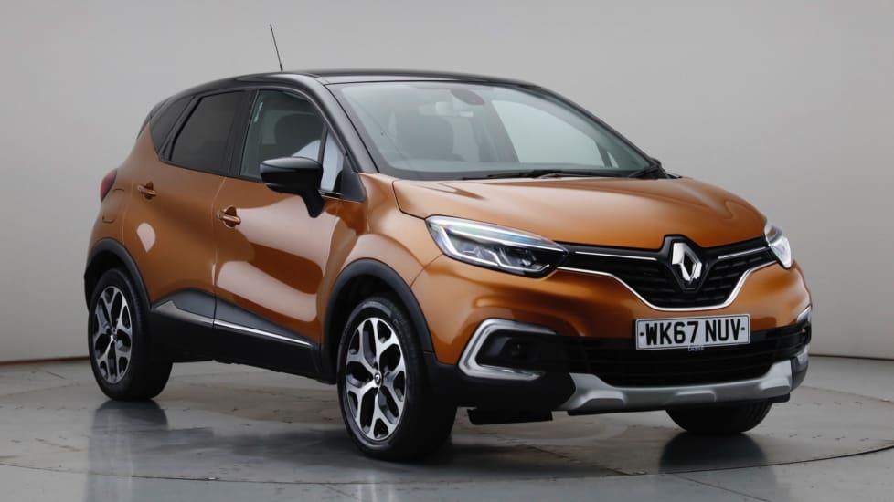 2017 Used Renault Captur 1.5L Dynamique S Nav dCi
