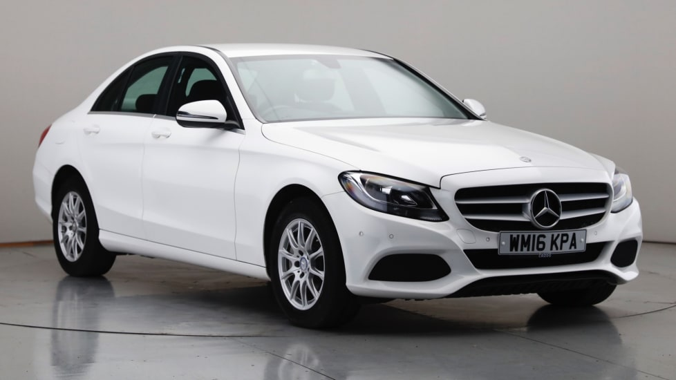 2016 Used Mercedes-Benz C Class 2.1L SE C300dh