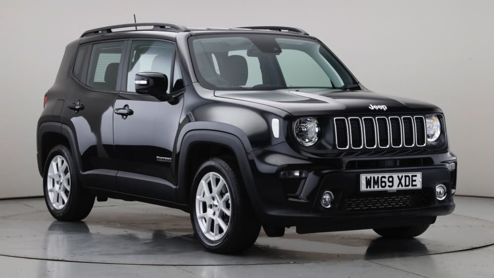 2020 Used Jeep Renegade 1.6L Longitude MultiJetII