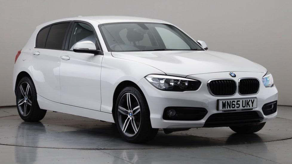 2015 Used BMW 1 Series 1.5L Sport 118i