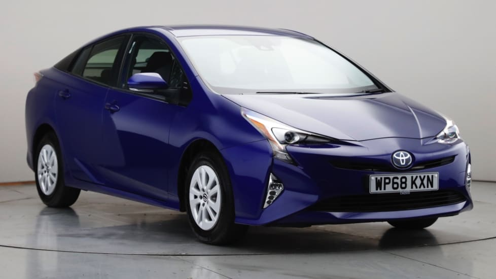 2019 Used Toyota Prius 1.8L Business Edition VVT-h