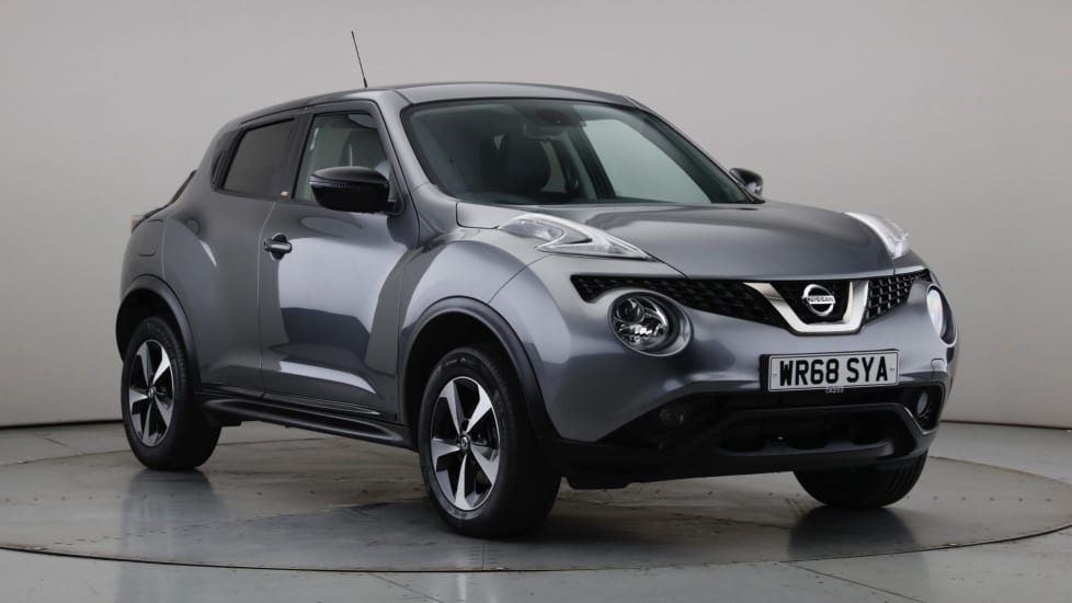 2018 Used Nissan Juke 1.6L Bose Personal Edition