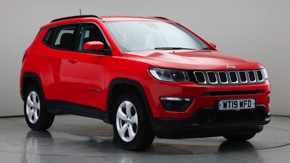 2019 Used Jeep Compass 2L Longitude MultiJetII