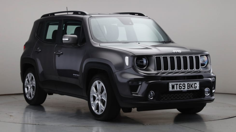 2020 Used Jeep Renegade 1.6L Limited MultiJetII